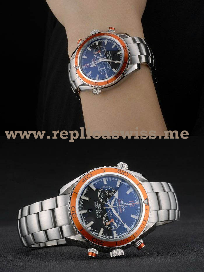 Finest Swiss Motion Omega Replica Watches